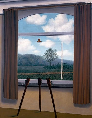 magritte_humanCondition