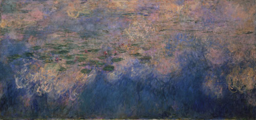 monets waterlilies essay View and download claude monet essays examples also discover topics, titles, outlines, thesis statements, and conclusions for your claude monet essay.