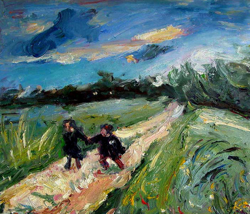 Soutine_Return_from_School