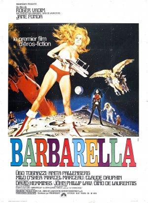 Barbarella-french-film-poster
