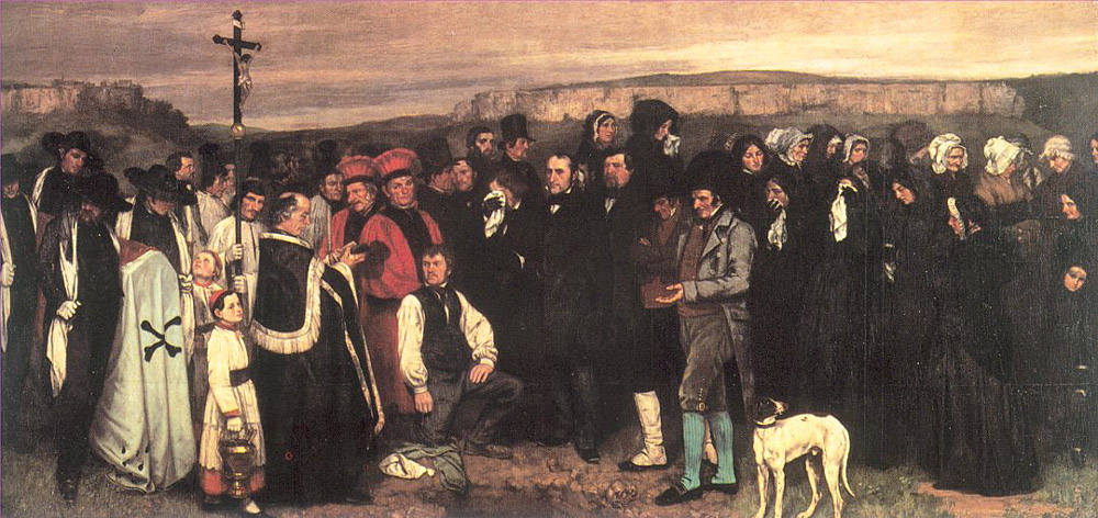 Courbet_burial-at-ornans-1849