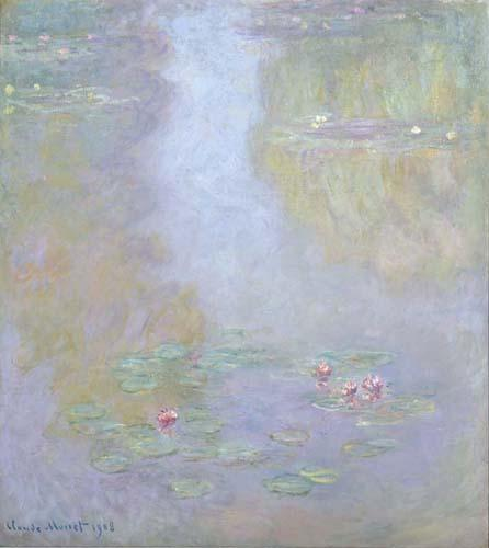 Claude_Monet_-_Water_Lilies_(TFAM)