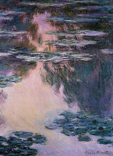 Monet_Water-Lilies_(Bridgestone_Museum)