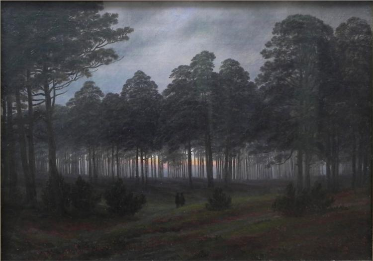 Friedrich_evening