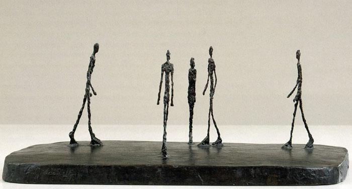 Giacometti-platz