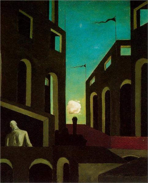 Chirico_happiness-of-returning-1915