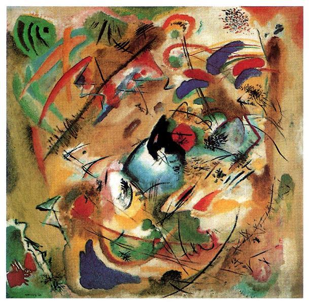 Kandinsky_improvisation-dreamy-1913