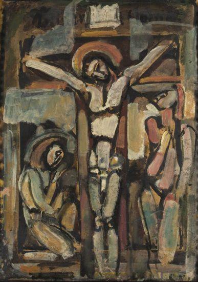 Roualt_crucifixion1918