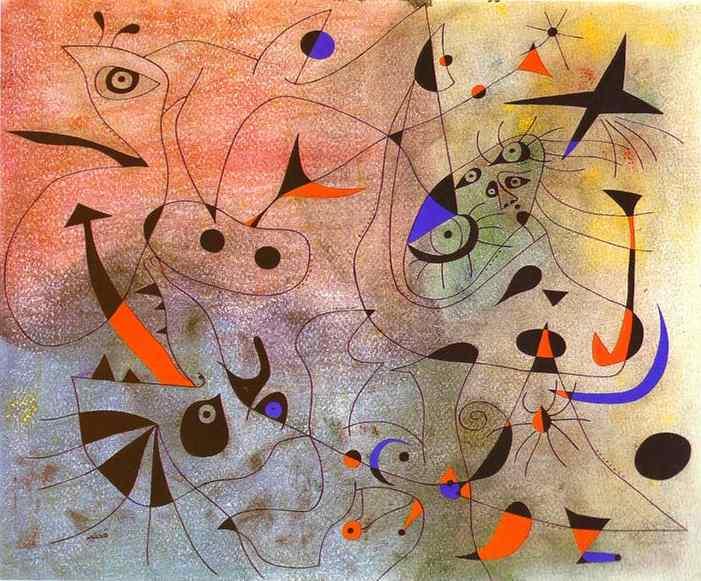 Miro_constellation-the-morning-star