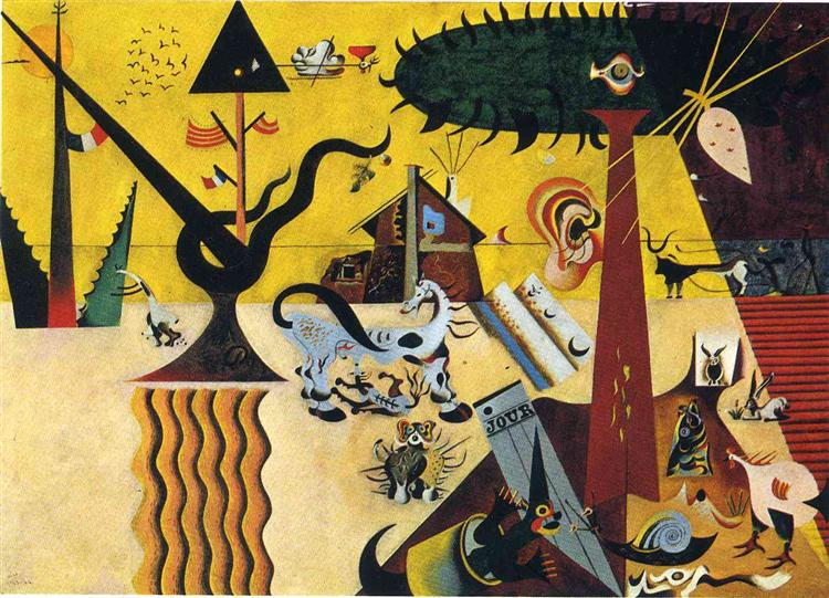 Miro_the-tilled-field-1924