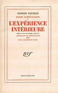 Bataille_Inner_Experience