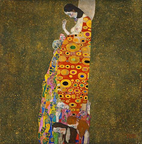 Gustav_Klimt_Hope_II