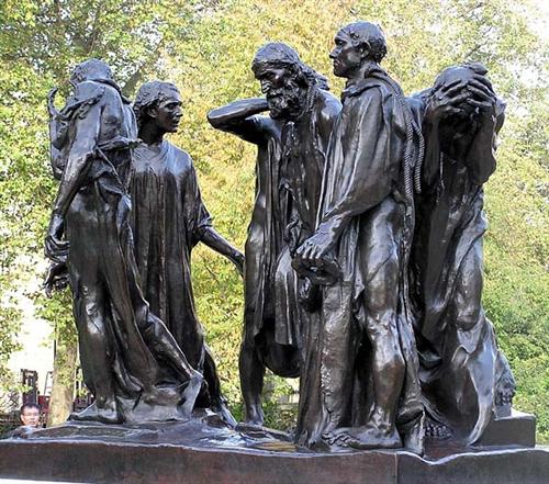 Rodin_burghers-of-calais