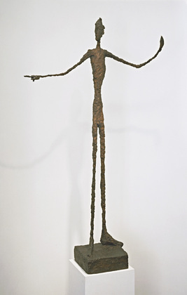 Giacometti_ManPointing1947