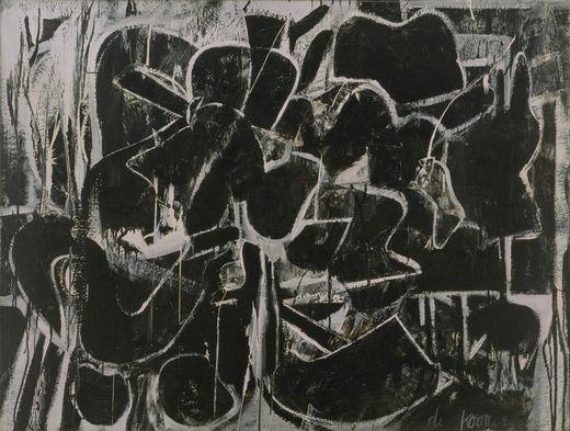 deKooning_Painting1948_02