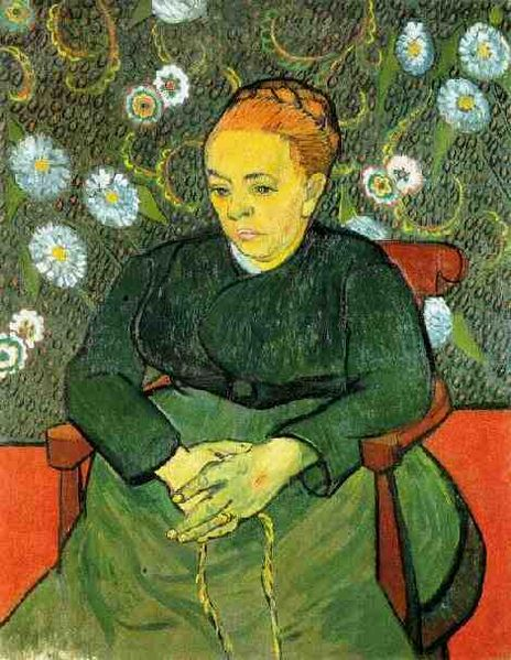 vanGogh_LaBerceuse1889