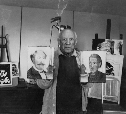 picasso_with_rousseaus