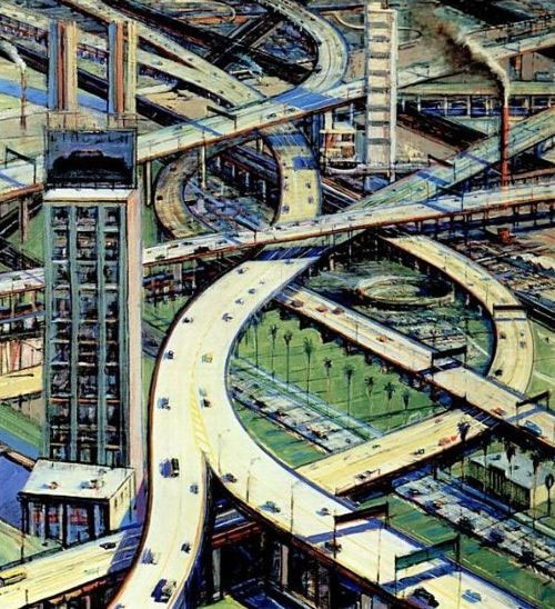 Thiebaud_UrbanFreeways1979