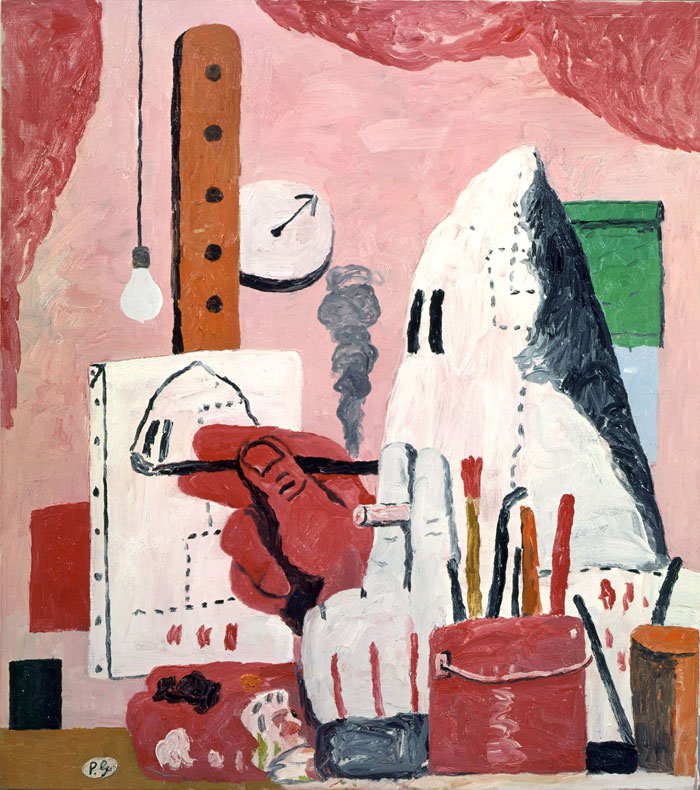 guston_theStudio1969