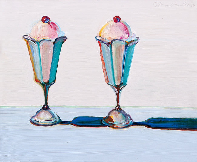 Thiebaud_Sundaes