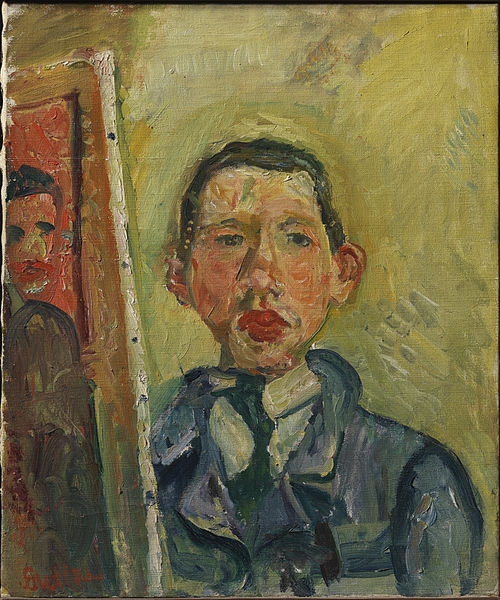soutine_self_portrait1918